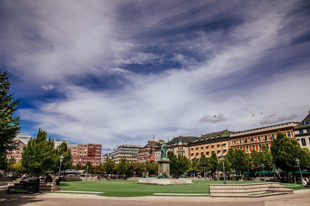 Kungsträdgården, Stockholm